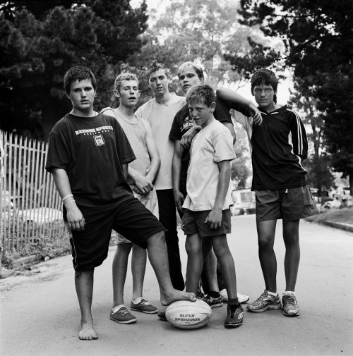 Coronation Park Rugby Team, Krugersdorp South Africa 2013