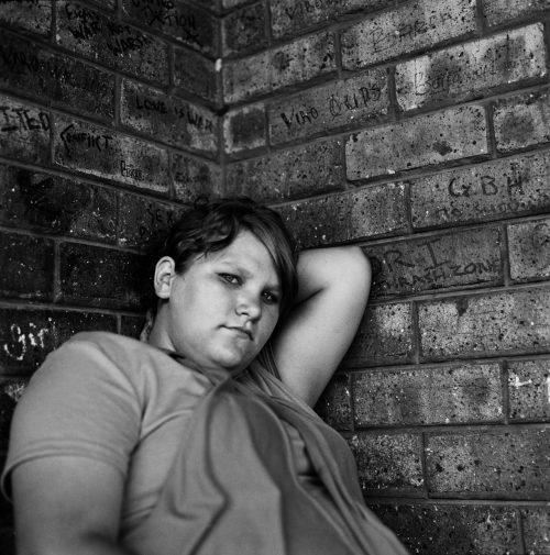 Nadine Worster at Krugersdorp Station