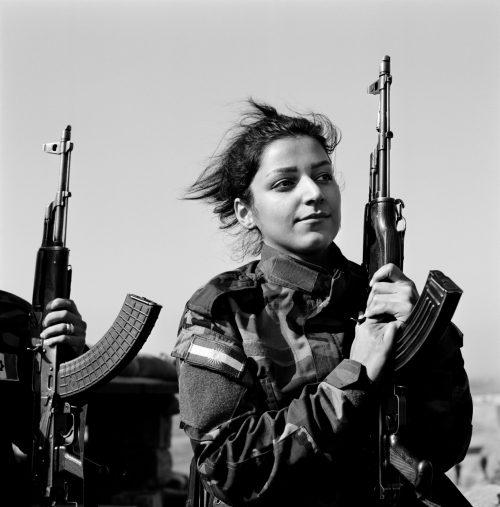 Peshmerga Kurde 2015