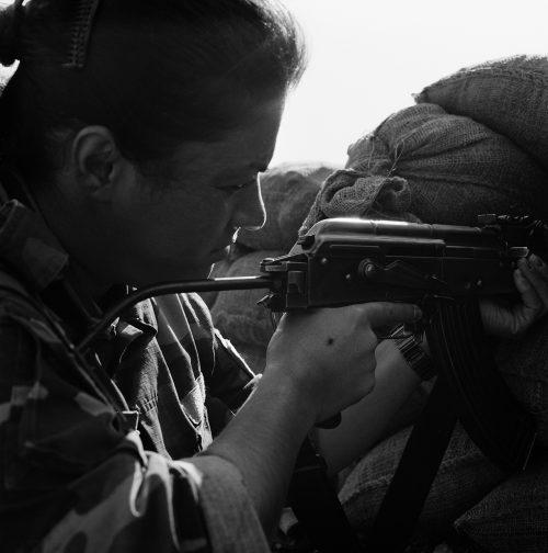 Peshmerga Manoeuvres 10