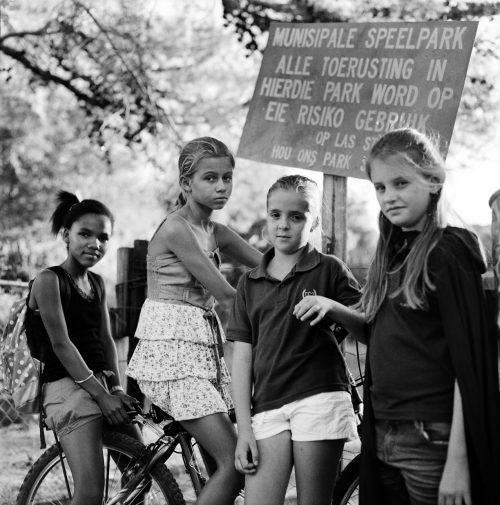 Girls in the Park: Prins Albert, SA 2013